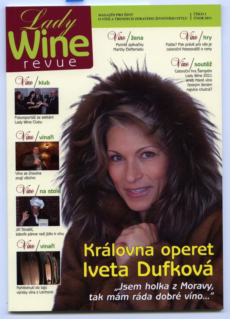 Lady wine revue 1-2011